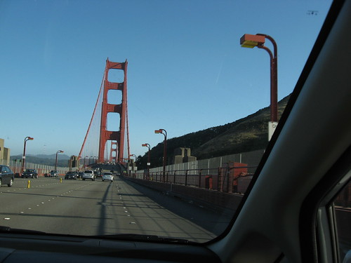 Golden Gate Approach 3 by you.