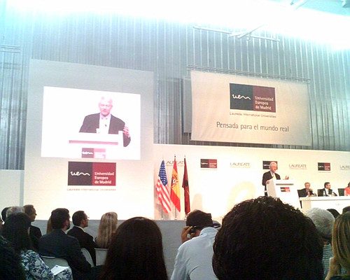 Bill Clinton@UEM
