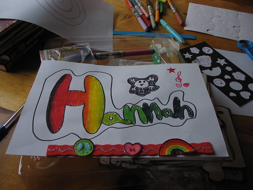 Hannah artwork