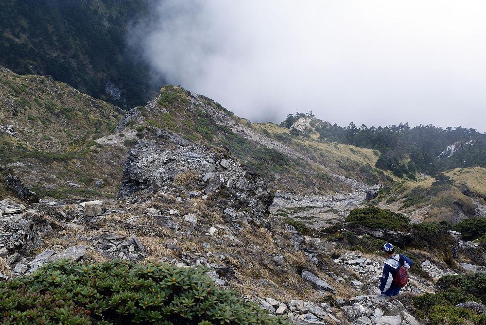 奇萊Day2-71 超陡