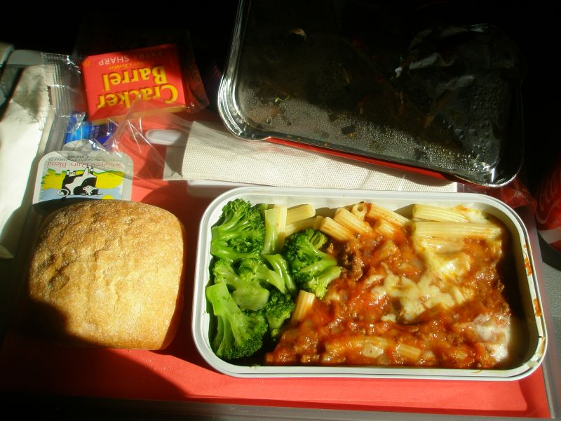 inflight meal1