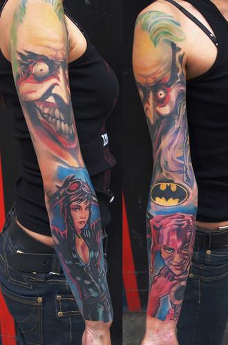 hollyd by tattookali.