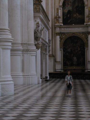 Cathedral, Granada