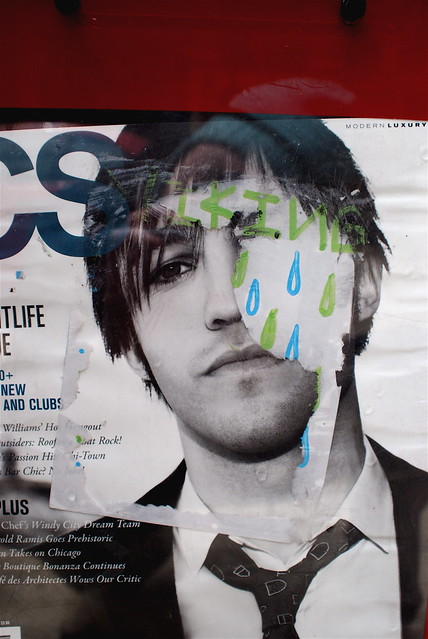 Pete Wentz is a cry baby by drew*in*chicago
