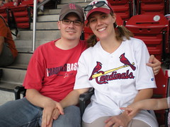 Becca & Dave @ Cards game