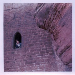 1971 Lipnickeys at Frankenstein castle, Germany