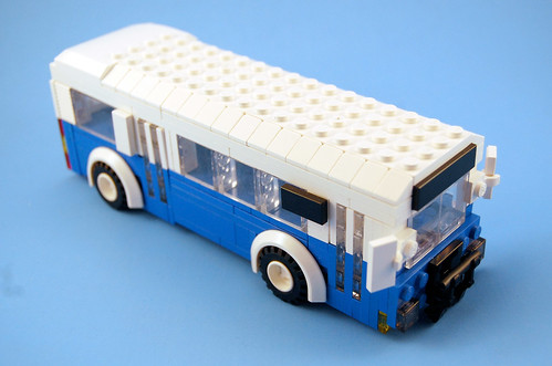 Sound Transit Express bus in LEGO form. h/t Randay206