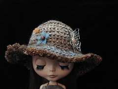 The Happy Hippie Hat