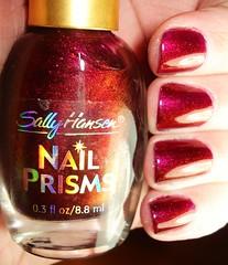 Sally Hansen Prisms Ruby Emerald