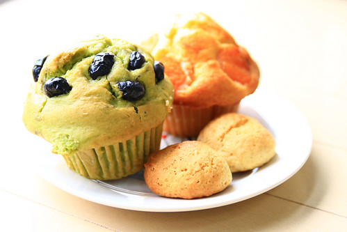 nori's muffin