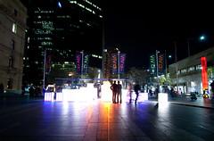 sydney vivid festival - customs house (*vlad*) Tags: city colour night lights sydney vivid australia cbd 1022mm canonefs1022mmf3545usm