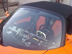 tesla roadster @ dorkbot