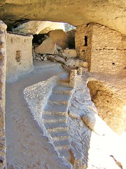 Inside the Gila Cliff Dwellings, New Mexico (sunsinger) Tags: park mountains newmexico nationalpark ruins desert hiking indian canyon historic nativeamerican cave wilderness archeology anasazi nationalmonument indianruins gila gilacliffdwellings cliffdwellings silvercity cavedwelling mogollon gilanationalforest