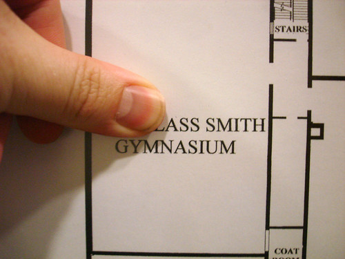 Ass Smith Gymnasium
