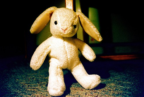Velveteen Rabbit: it takes a long time to become REAL