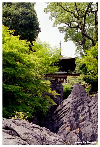 Ishiyama Temple #01