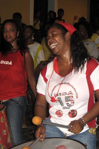 VictorsFood - Food Travel - South America - Drumming Girls