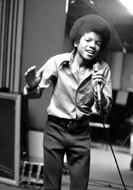 Michael Jackson - 13 years old