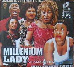 Millenium Lady