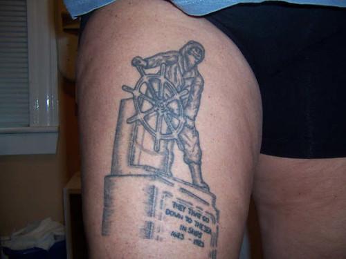 maritime tattoos