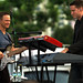 Gary Sinise and the Lt. Dan Band perform