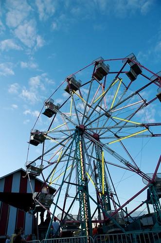 The wheel (1)