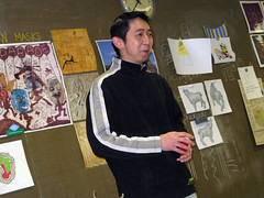 YOTO_ArtClass_March_07 (St. Clair Superior) Tags: cleveland chinese ox oxen artproject artsandcrafts yearoftheox asianculture stclairsuperior stclairsuperiordevelopmentcorporation artandcultureclass caseschool