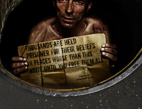amnesty international manhole