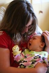 Hazel and aunt Kathleen