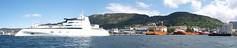 Bergen Panorama (joaadland) Tags: norway coast norge yacht northsea bergen kyst bergenharbour a marinetrafficcom motoryachta superyachtscom superyachttimescom yachtsatthenorwegiancoast