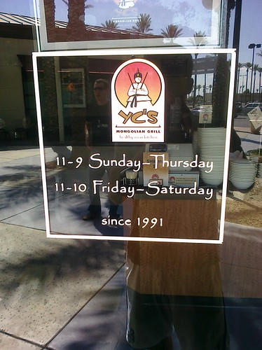 YC's Restaurant Papyrus