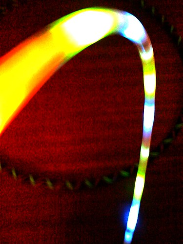 Hoop Dance: LED Hoop Status = FIXED!