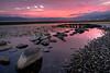Suwa Sunset (TheJbot) Tags: sunset sky lake japan rocks colorful distillery hdr jbot suwa sigma1020mm thejbot thenewskycloudsandsun daarklands