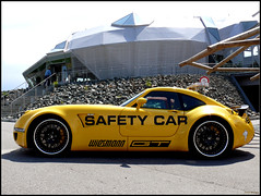 Wiesmann GT MF5 Safety Car (Chris Wevers) Tags: germany deutschland 5 panasonic bmw nrw mf gt nordrheinwestfalen dmc v10 fz50 wiesmann northrhinewestphalia safetycar dlmen chriswevers