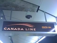 Canada Line 3:59 PM