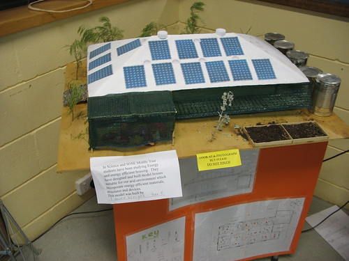 School Projects on Energy Science Project by a School of