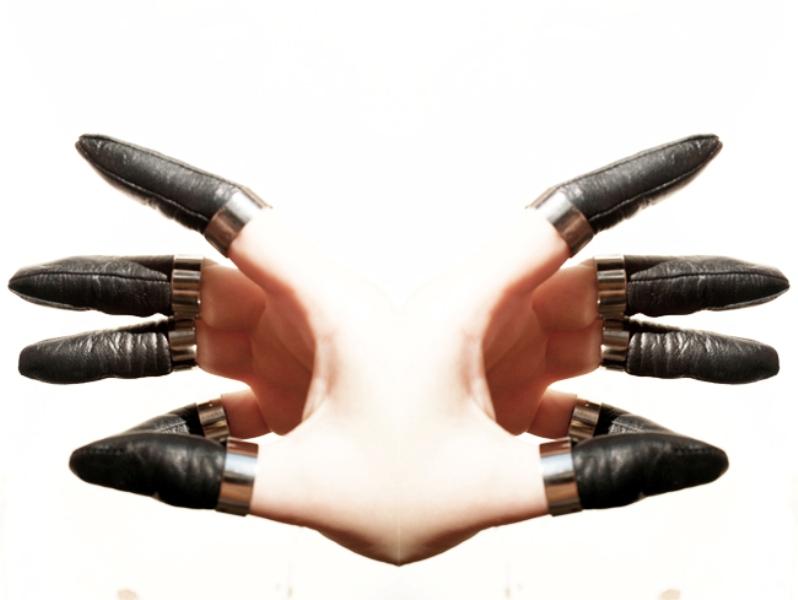 Katja Korsawe inspired finger rings by Foxyman 2