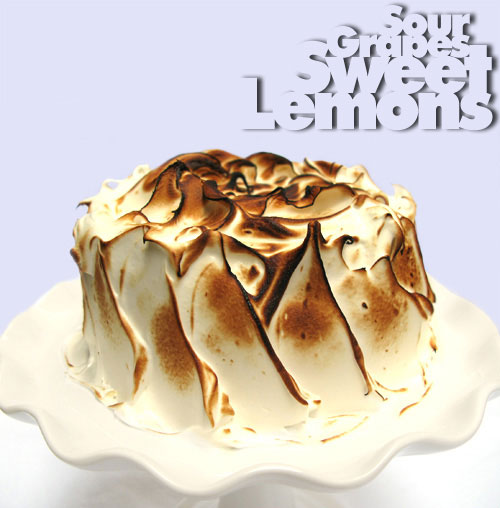 Tartine's Lemon Meringue Cake (with title)