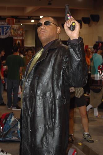 Comic Con 09: Morpheus