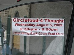 Circle Grocery Event This Week