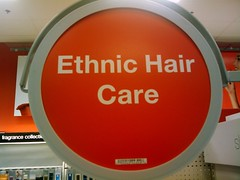 Ethnic hair care?