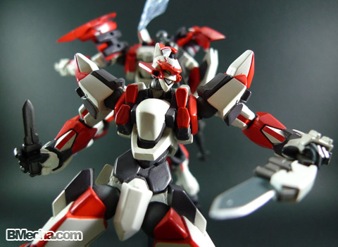 Revoltech ARX-8 Laevatein from Full Metal Panic