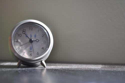 忘了时间的钟