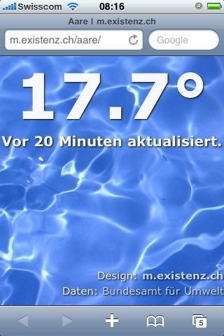 20090814_aaretemperatur