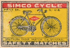 india allumettes 023