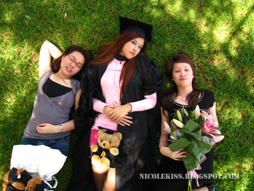 graduation photo_trio