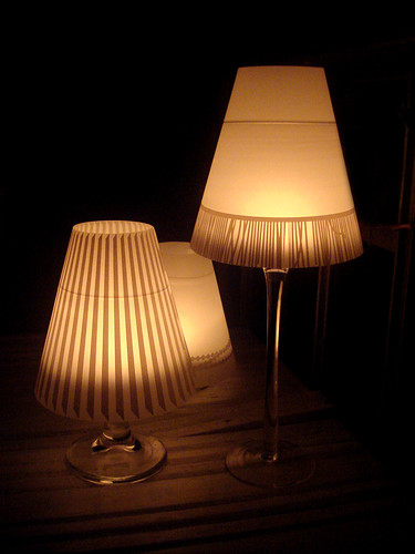 Lampenschirme «Schöne Helene»