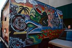 Dzyer (.Colin.) Tags: graffiti dzyer