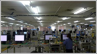 EIZO工場