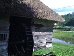 遠野水車小屋